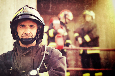 Critical situations for firefighters